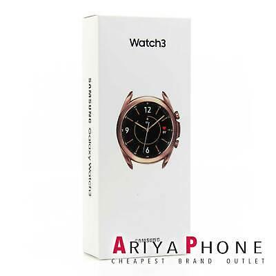 Samsung Galaxy Watch 3 Mystic Bronze SM-R855 41mm LTE - Ohne Armband