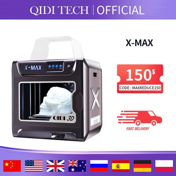 QIDI TECH 3D Drucker X-MAX Industrie Drucker