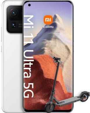 Xiaomi Mi 11 Ultra im o2 Free L Boost 120GB + Xiaomi Mi Scooter 1S + 1 Jahr Netflix o. Sky Ticket Gratis + 100€ Shoop