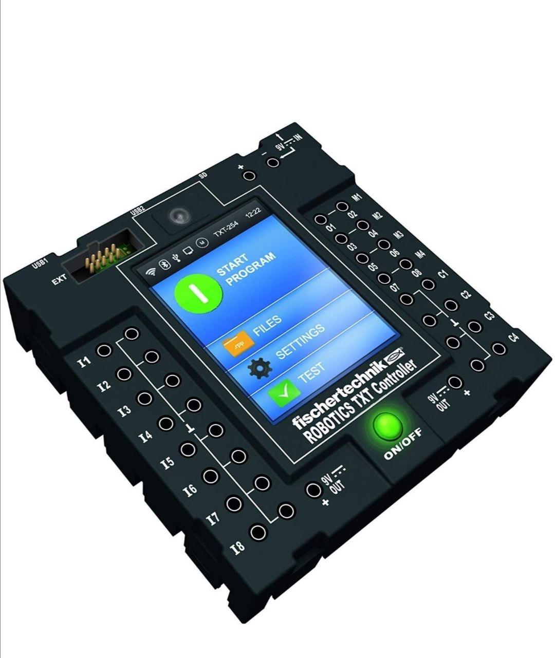 fischertechnik 522429 - ROBOTICS TXT Controller