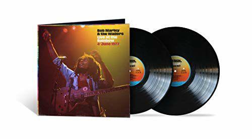 Bob Marley & The Wailers Live At The Rainbow, Doppelvinyl (2 LP) (Exklusiv bei Amazon.de) [Amazon Prime]