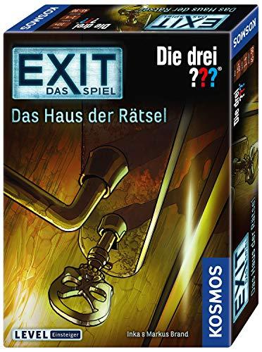 [Prime] Exit - Das Haus der Rätsel [Bestpreis]