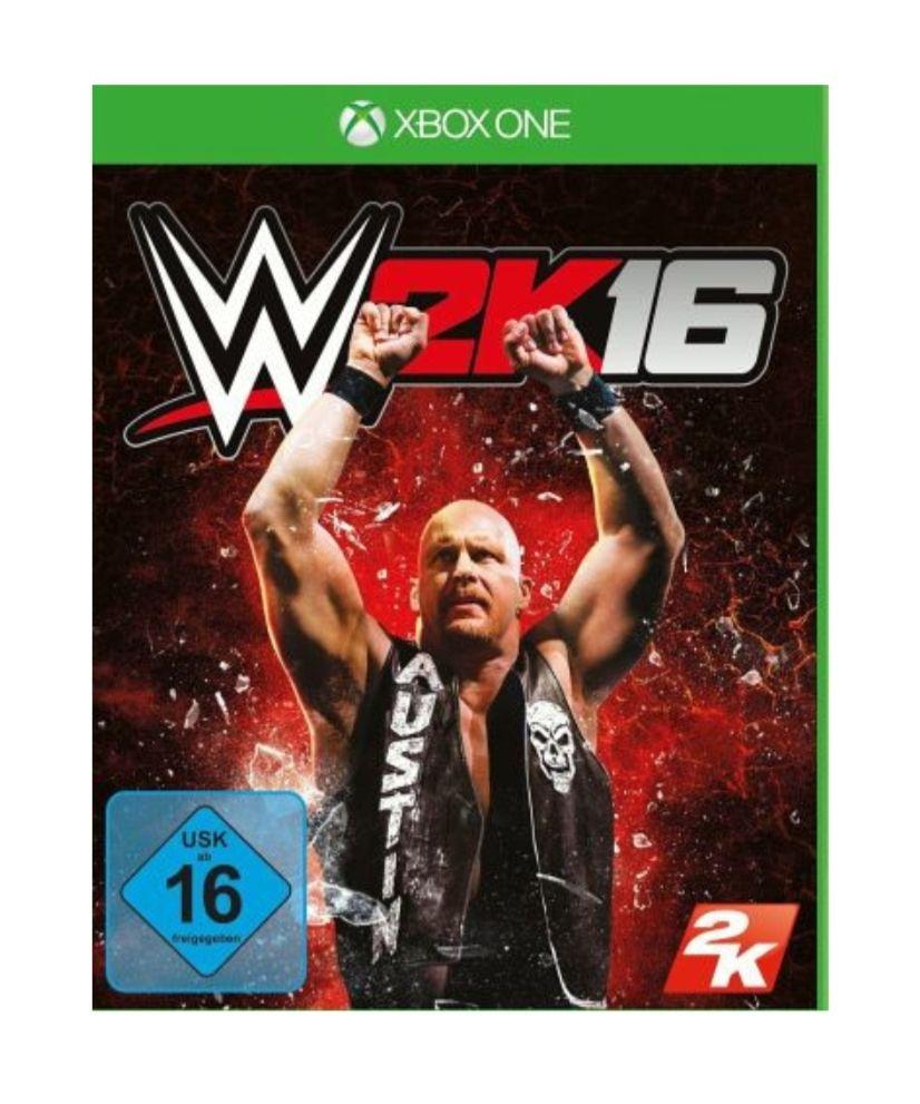 WWE 2K16 Xbox One (Expert online)