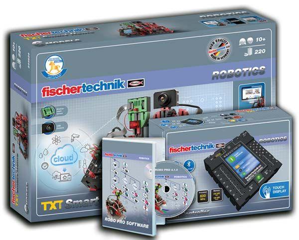 Fischertechnik TXT Smart Home Paket