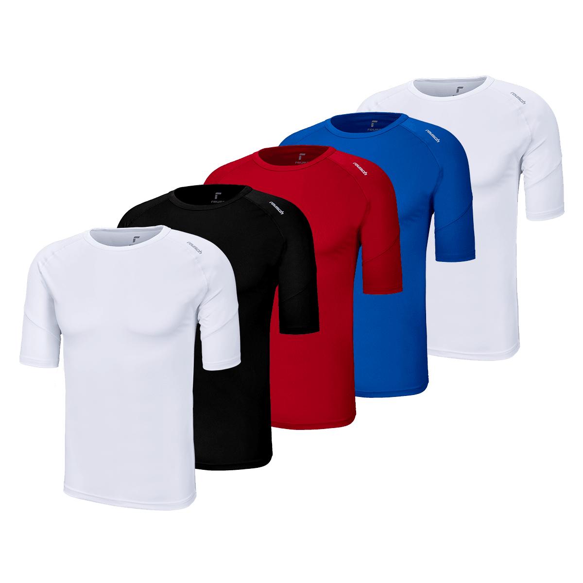 Reusch Funktionsshirts Basic 5er Pack --> 6,59€ pro Stück (Größen S bis 3XL)