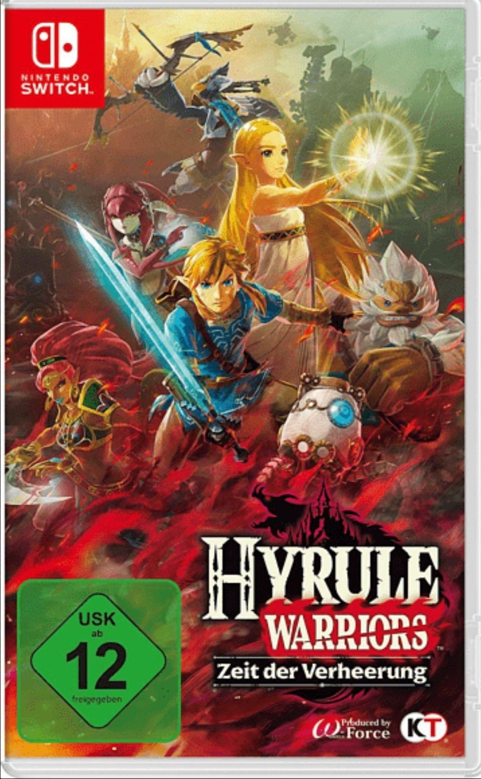 Hyrule Warriors: Zeit der Verheerung für Nintendo Switch (eBay Saturn Bochum)