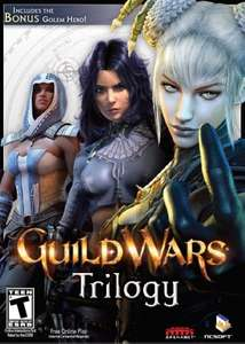Guild Wars - Trilogy inkl. Prophecies + Factions + Nightfall [GameBillet)
