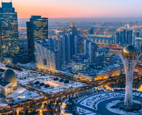 Nursultan / Kasachstan (Jan-April 2022) Doppelzimmer im 5* Radisson Hotel Astana für 5€ p.P. pro Nacht (kostenlos stornierbar)