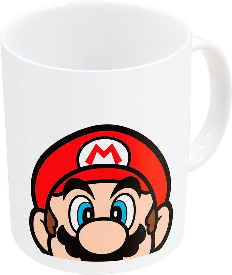 [Otto Up / Lieferflat] Nintendo Super Mario Keramik Tasse 325ml