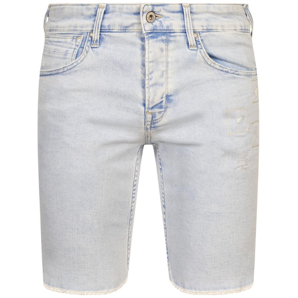Pepe Jeans Herren Jeans-Shorts für 16,99€ + 3,95€ VSK (Größe 28 - 31) [SportSpar]
