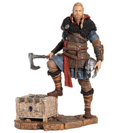 Assassin's Creed Valhalla - Eivor Wolfsmal Figur (25 cm) für 38,98€ inkl. Versand (Ubisoft)