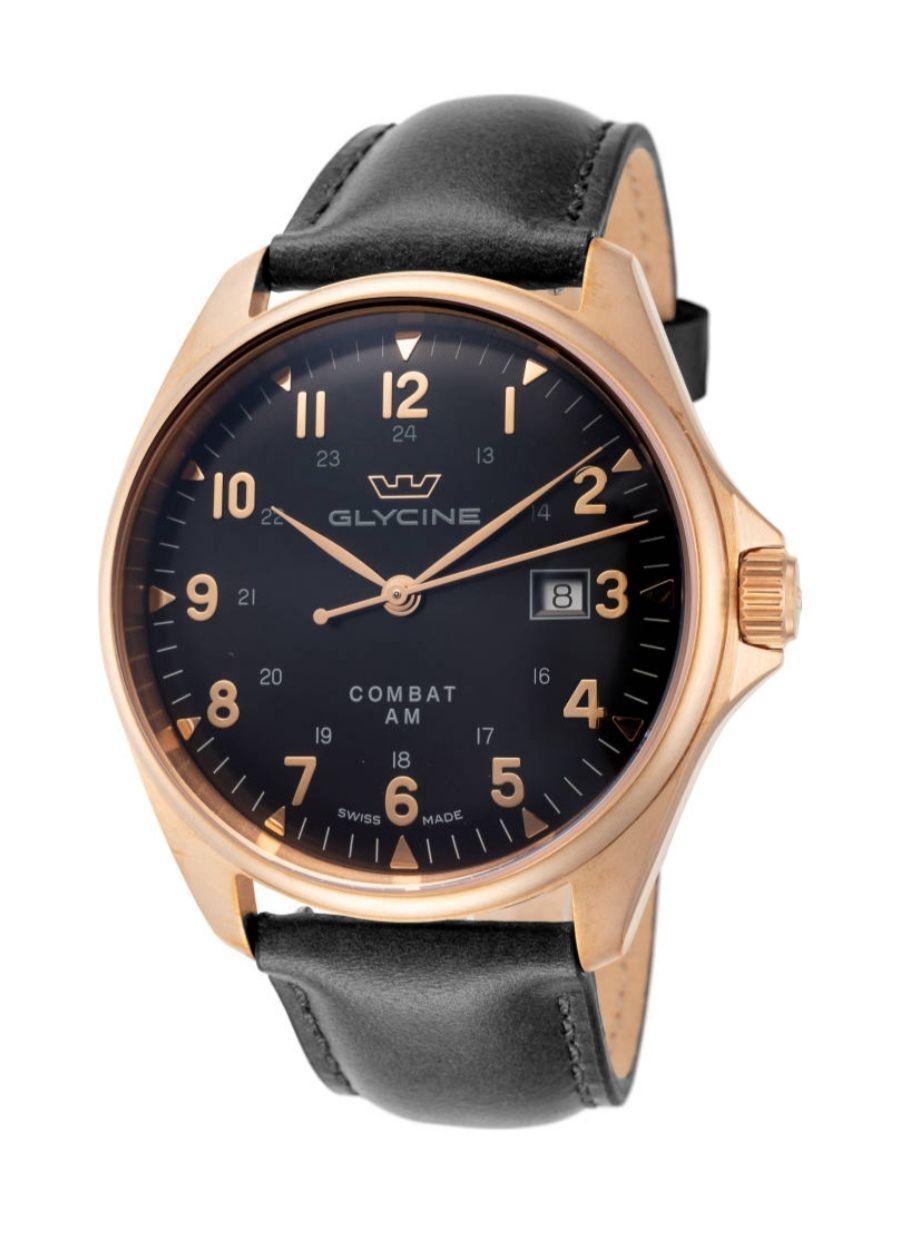 Glycine Combat 6 GL0283 Armbanduhr Bronze