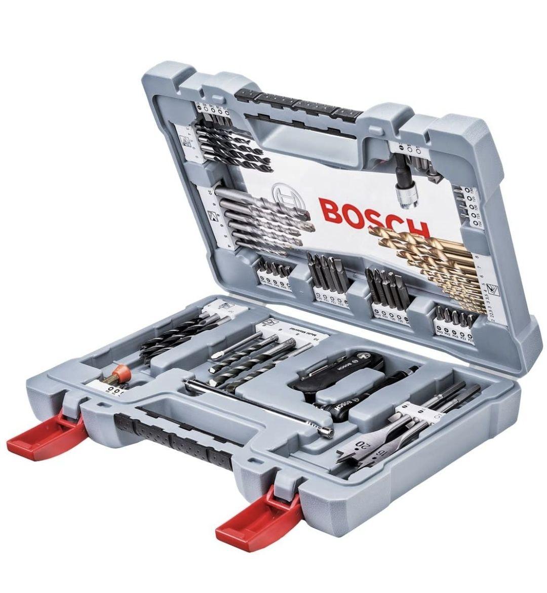 Bosch Professional Bits/Bohrer Premium Set 72-Teilig (Amazon Prime) Bestpreis