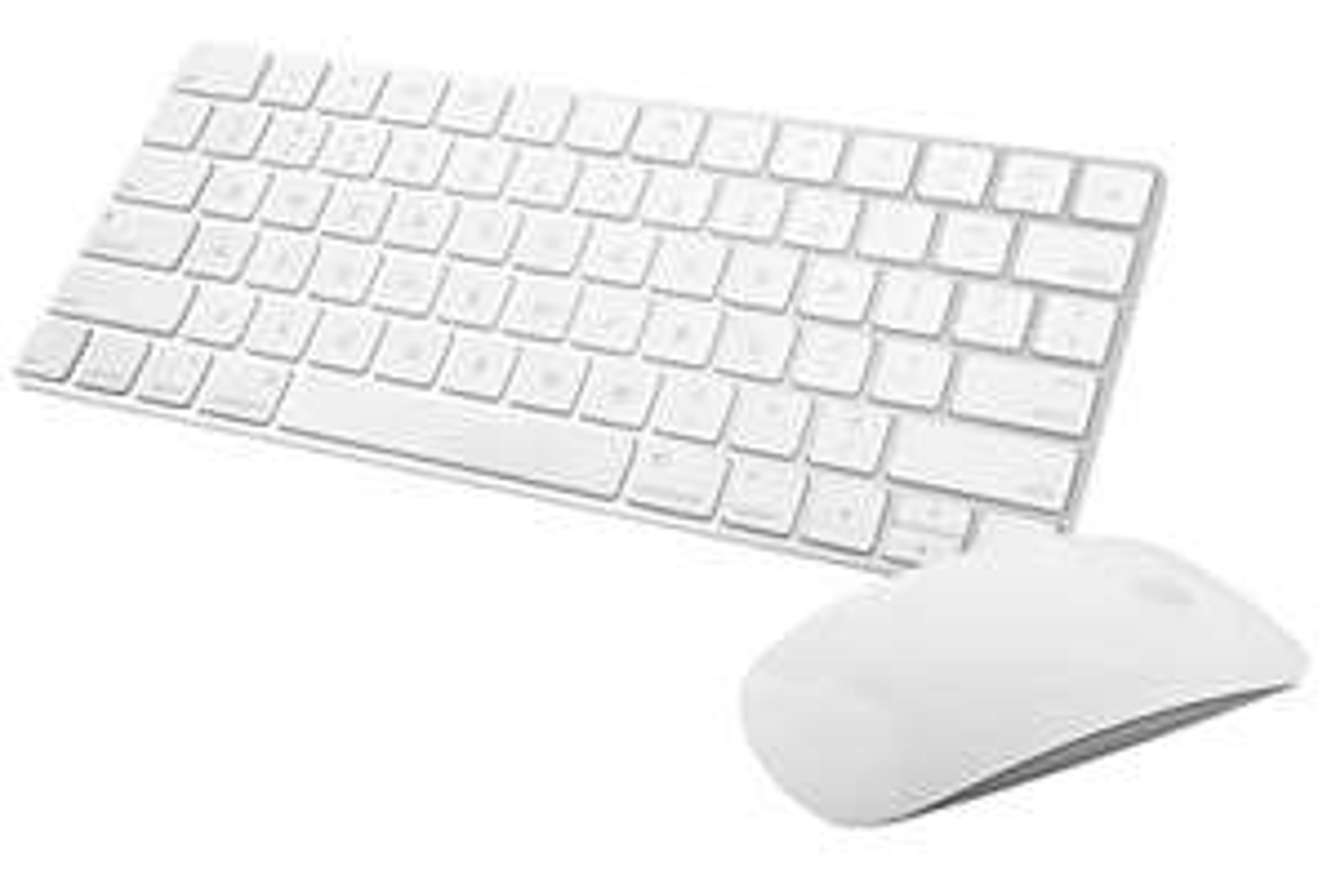 "Apple Magic Keyboard2 & Apple Magic Mouse2 (Set) QWERTZ ""DE"""