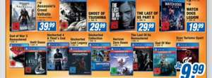 [Expert Bundesweit?] Uncharted - The lost Legacy/God of War 3 Remastered/God of War je 9,99€ & Ghost of Tsushima 29,99€ (PS4) uvm