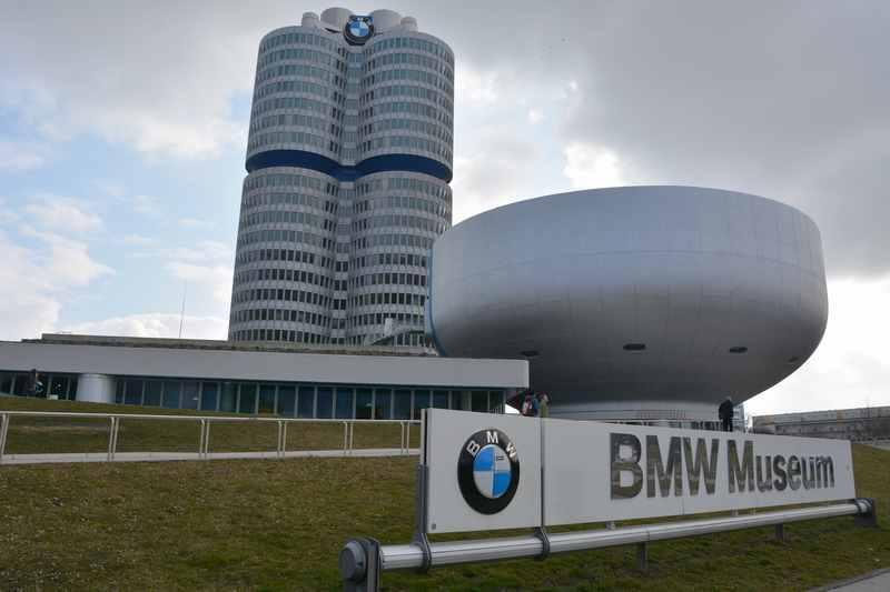 BMW Museum München kostenlos nur am 25.05. (+ BMW Welt)