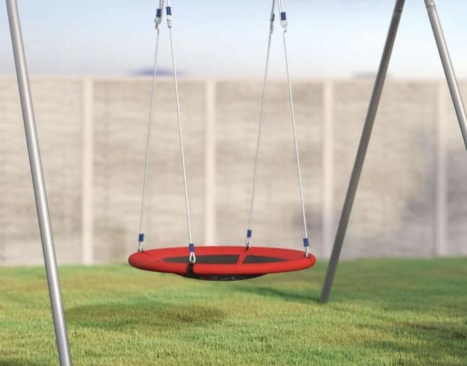 [Lidl] Große Nestschaukel 113cm Durchmesser, ab 27.5. offline, bereits bestellbar mit 4.95 VSK