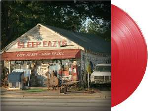 The Sleep Eazys - Easy To Buy, Hard To Sell (Limited Edition) (Red Vinyl LP)