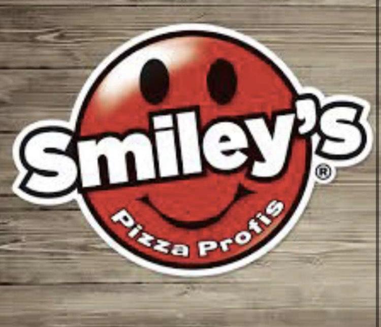 Smiley's Pizza 2€ sparen bei 10€MBW Nicht-personalisiert