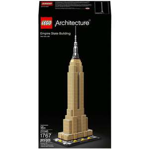 LEGO® Architecture - 21046 Empire State Building (74,99€ -15€ Newsletter)