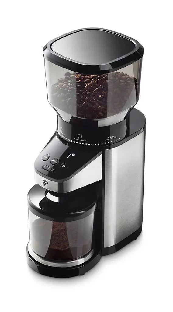 Tchibo Kaffeemühle / elektrisch / 26 Mahlgradeinstellungen / integrierte Waage