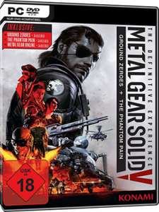 Metal Gear Solid V - The Definitive Experience 4,99€