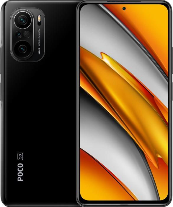 "[31.5.] Xiaomi Poco F3 5G 6+128GB (6,67"" AMOLED 120Hz, SD870, 48MP, 4520 mAh) - 30€ Coupon möglich"