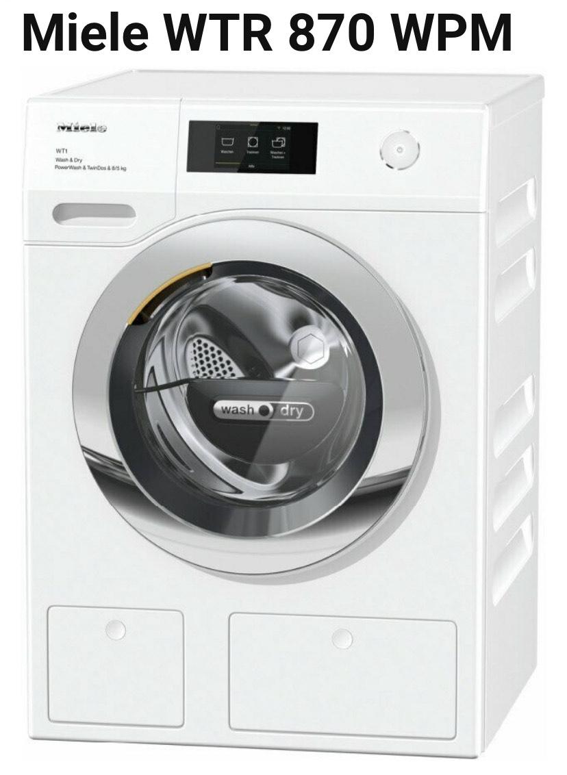 Miele Waschtrockner WTR 870 WPM