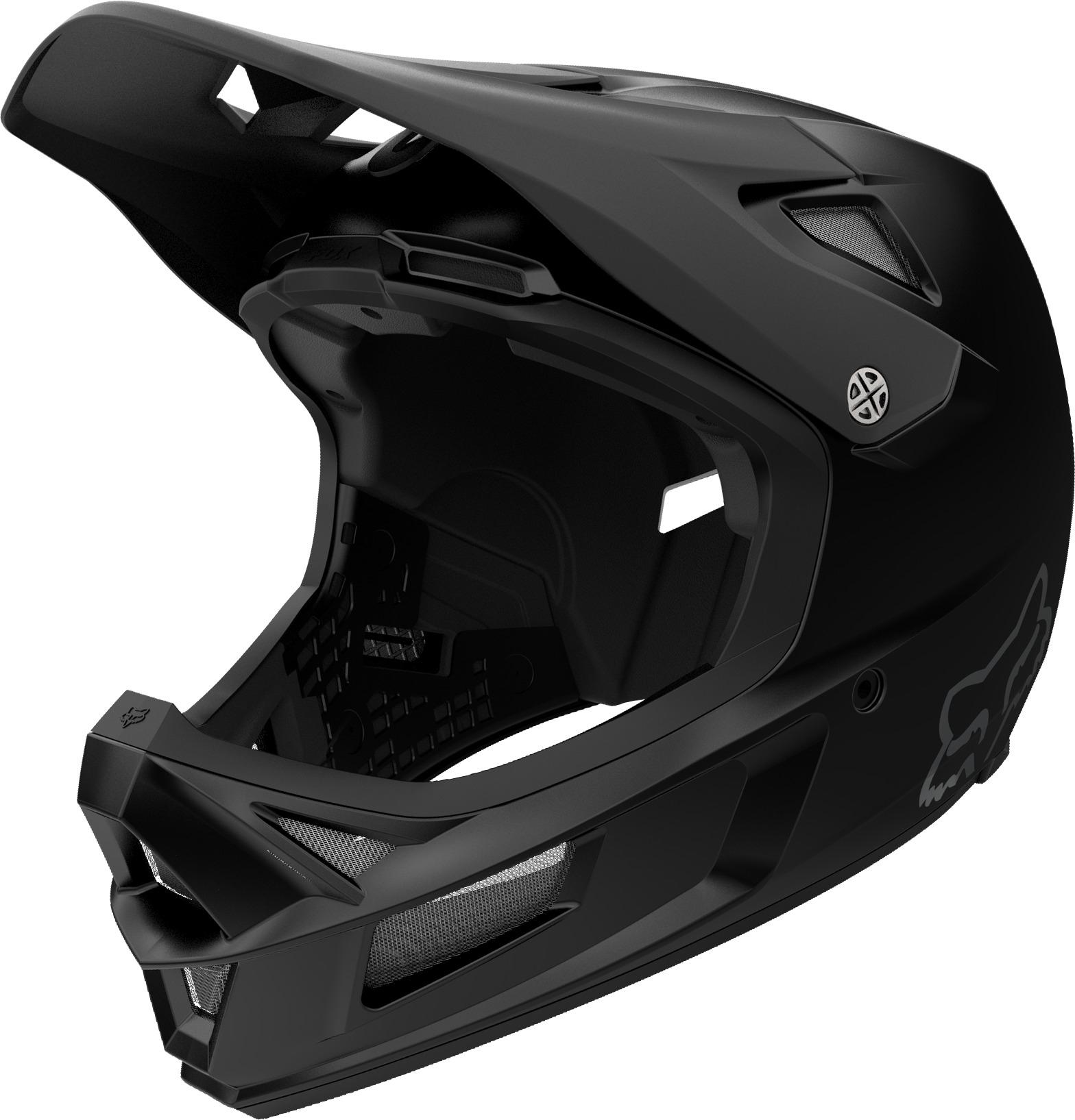 Fox Racing Rampage Comp MIPS - Fullface MTB-Helm - Schwarz - Größe S, M, L