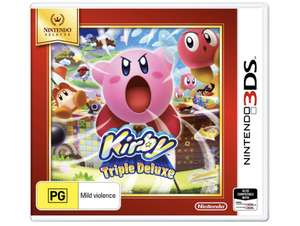 Kirby: Triple Deluxe (3DS Selects) für 14,50€ (Coolshop)