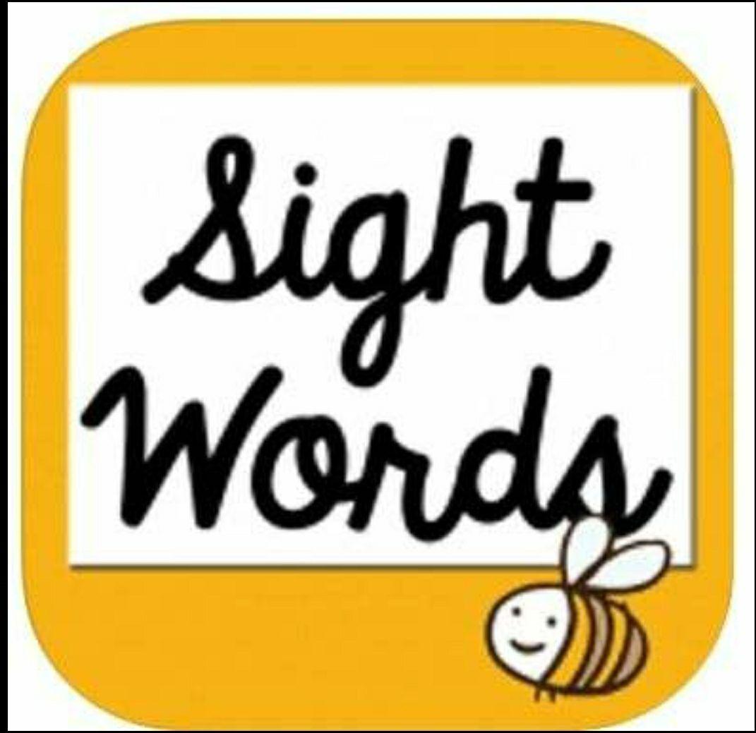 Sight Words Games & Activities App Store iOS