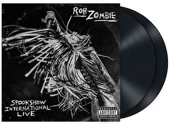 Rob Zombie - Spookshow International Live - Doppel Vinyl LP für 9,99€ @ EMP