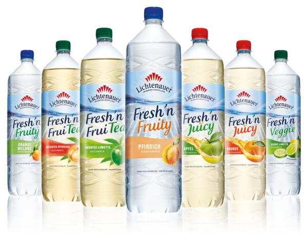 [GzG] Lichtenauer Mineralwasser bis zu 3x gratis testen