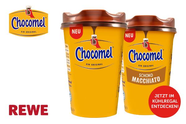 [GzG, Scondoo, REWE] 100% Cashback auf Chocomel Becher 230ml