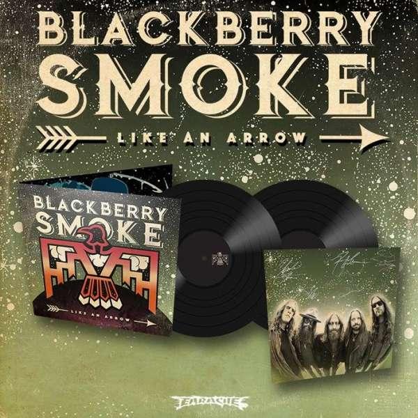 Blackberry Smoke - Like An Arrow (+ gedruckte Autogrammkarte) (Doppel Vinyl LP)