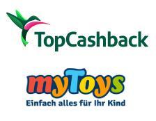 [TopCashback] 12% Cashback statt 6% bei myToys · mit 10% Gutschein kombinierbar