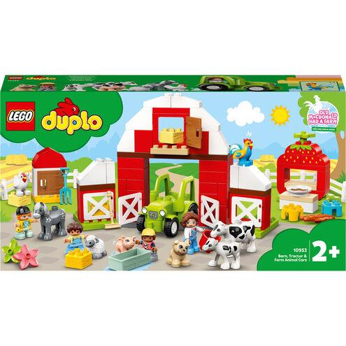 [Galeria] LEGO® DUPLO 10952 - Scheune, Traktor und Tierpflege