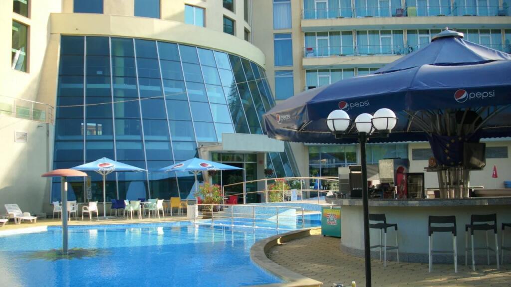 Bulgarien Hotel Ivana Palace 1 Woche 4* Strandurlaub für 2 Personen inkl. Frühstück im Juni