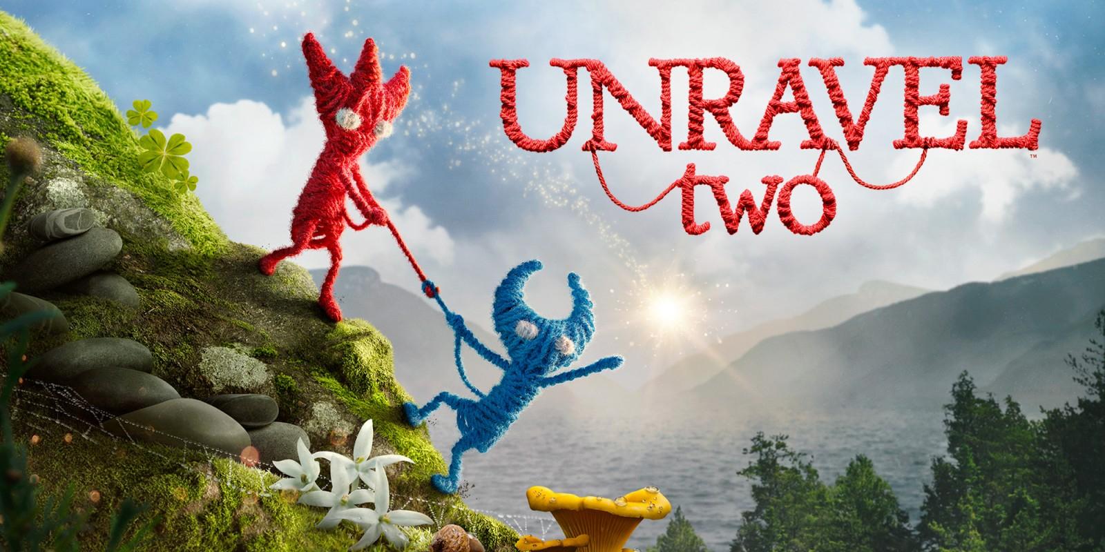 [nintendo eshop] Unravel Two (Nintendo Switch)