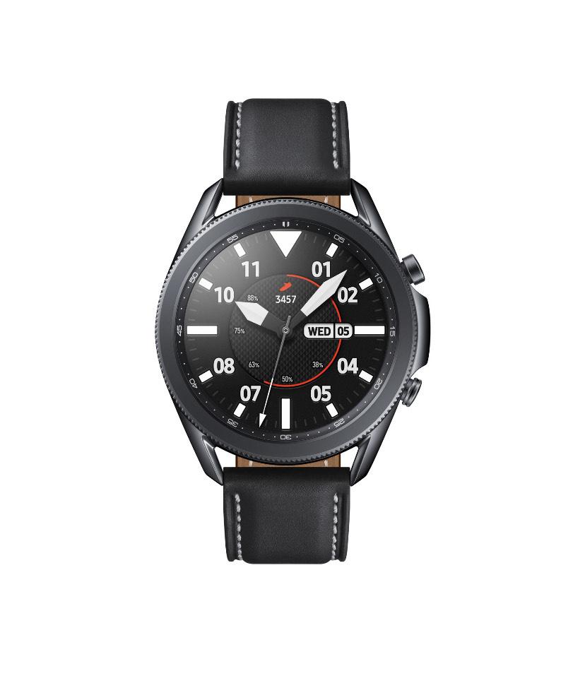 Samsung Galaxy Watch 3 SM-R845 mystic black LTE