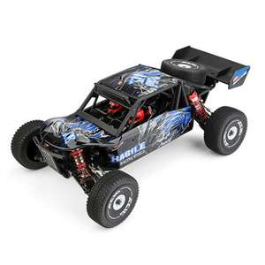 Wltoys 124018 RTR 1/12 2.4G 4WD 55km/h Metal Chassis RC