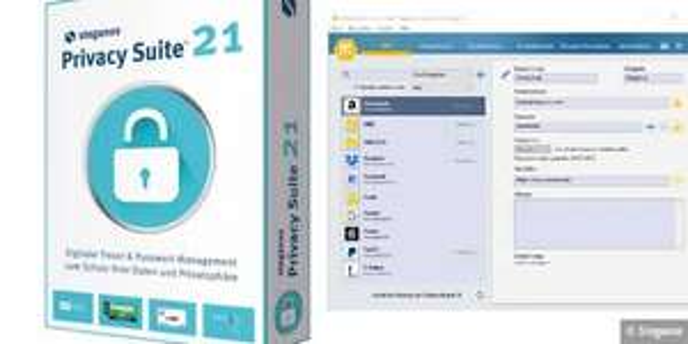 [pcwelt] Steganos Privacy Suite 21 - kostenlose Vollversion