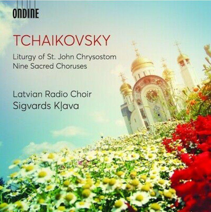 [eBay oder Prime + 1 Cent] Peter Tschaikowsky - Liturgie des Heiligen Johannes Chrysostomus Op. 41 (auch kostenlos auf YouTube)