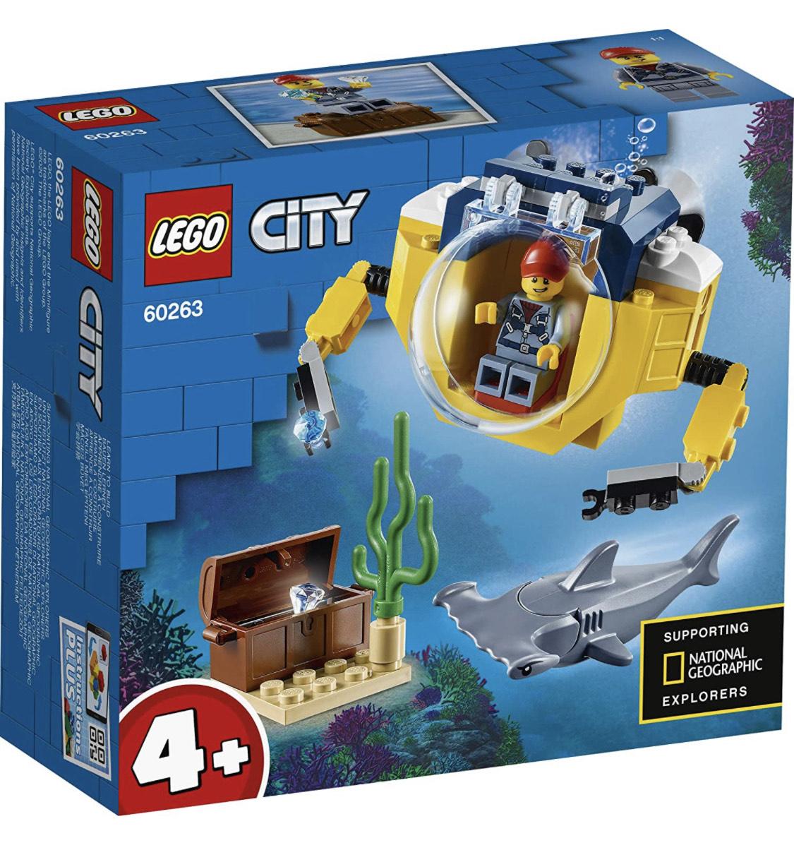 Lego Set 60263 mit Prime