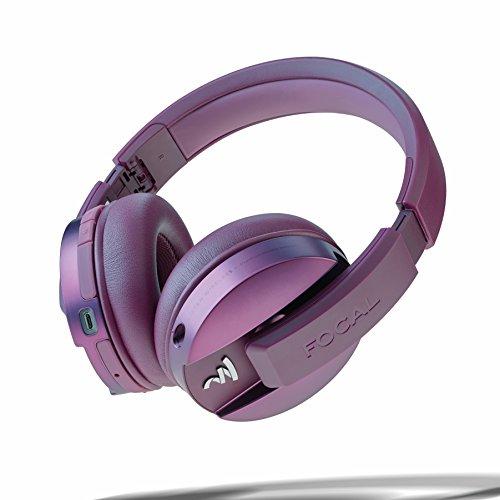 Focal Listen Wireless violett - Bluetooth-Kopfhörer