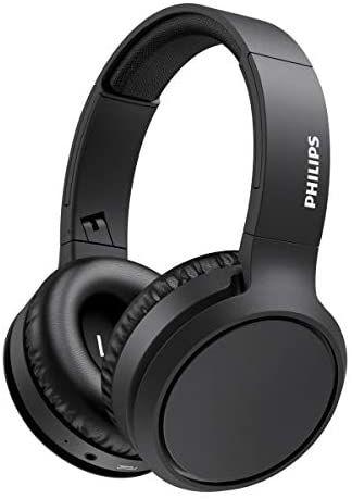[Amazon] Philips Audio TAH5205BK/00 Over-Ear Kopfhörer Bluetooth mit Mikrofon