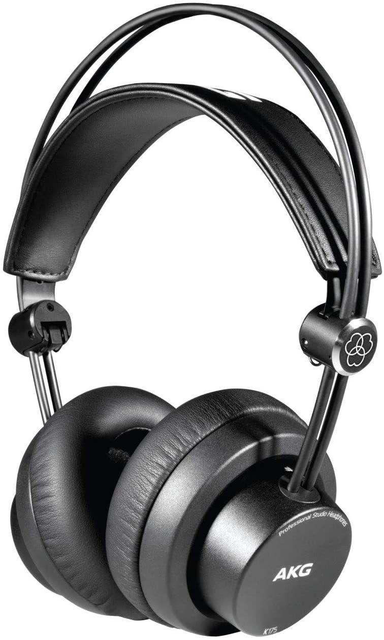 [Amazon] AKG K175 Geschlossener leichter On-Ear-Studiokopfhörer (kabelgebunden)