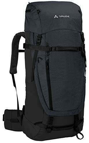 VAUDE Astrum EVO 75+10 XL, Trekking-Rucksack, 85 L, 2080g, Farbe schwarz [Amazon]