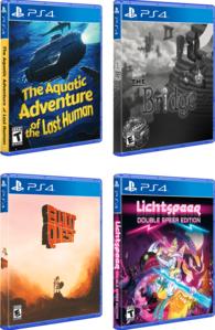 50 % Rabatt bei hardcopygames für 4 limitierte PS4 Indie-Titel