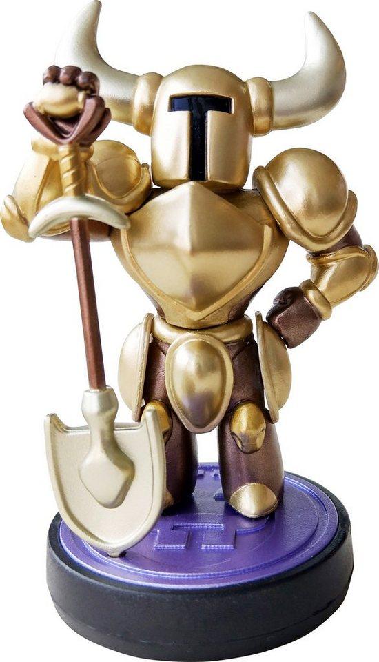 Nintendo Amiibo: Shovel Knight Gold Edition [Otto-Flat]